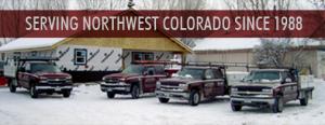 Serving Northwest Colorado since 1988